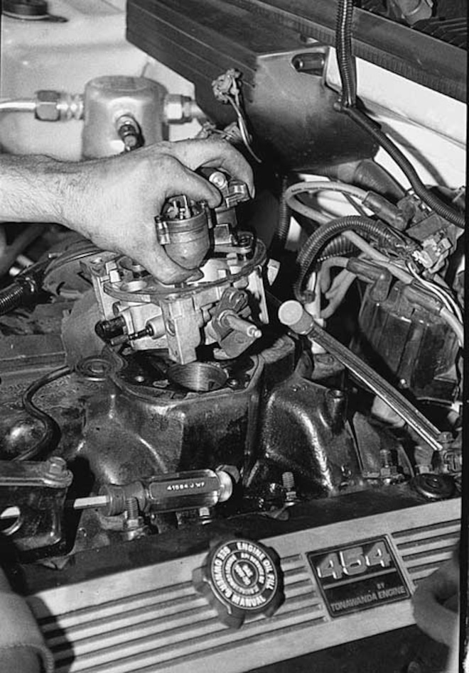 Whipple Supercharger Installation - 1993 Big Block Chevy