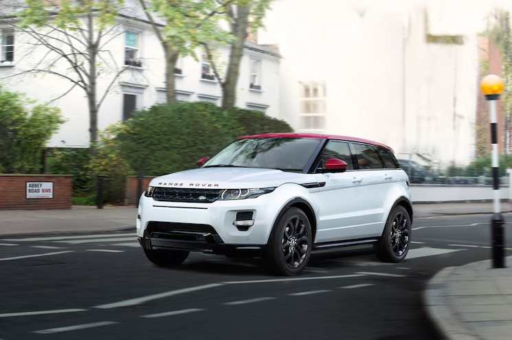 Range Rover Evoque NW8 Debuts in Montreal