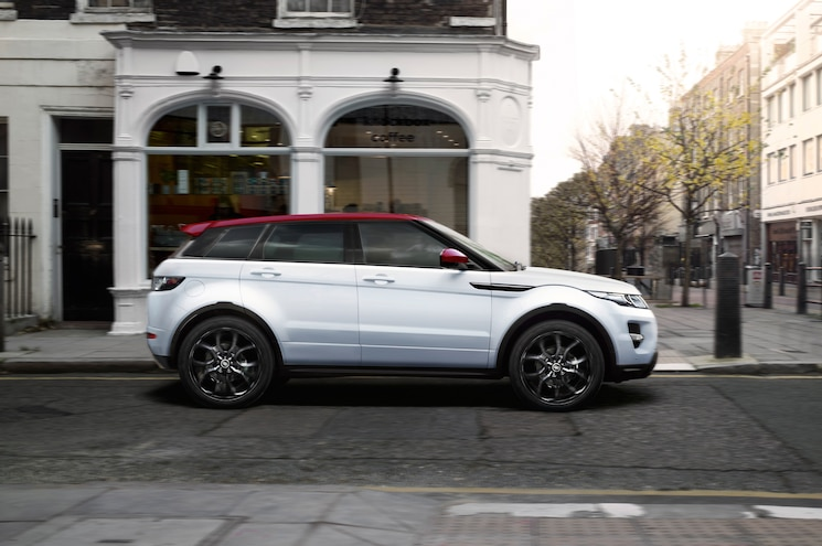 Land Rover Range Rover Evoque NW8 Special Edition Side