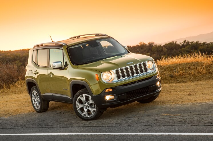 Jeep Renegade Hits Showrooms
