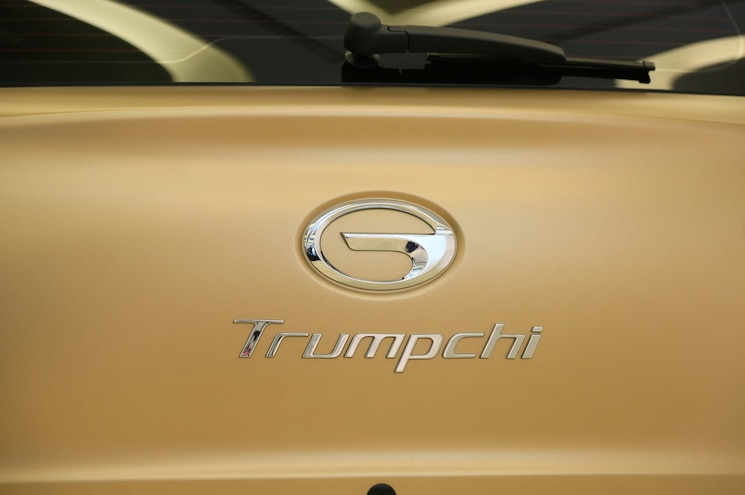 GAC Trumpchi GS4 Badge