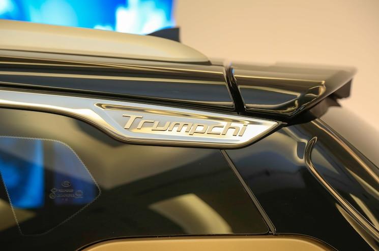 GAC Trumpchi GS4 Exterior Details