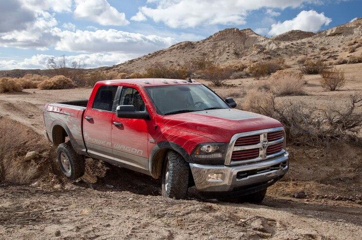 2015 Ram 2500 Power Wagon Flex