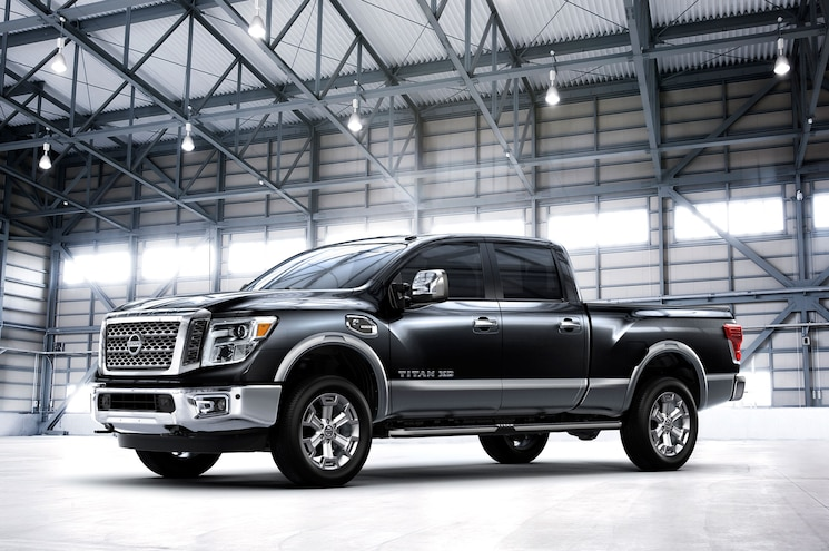 Nissan Expecting Major Sales Growth For Titan