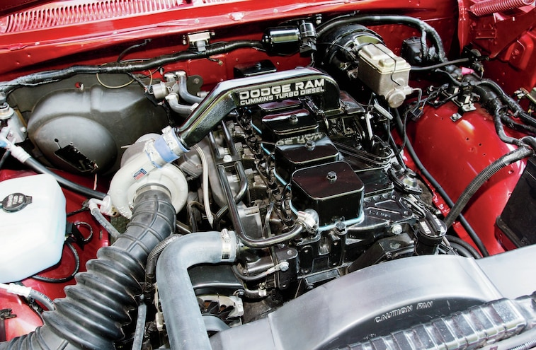 12 Best Pickup Engines of All Time