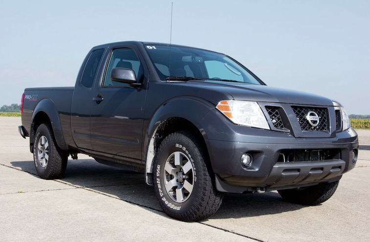 Behind The Wheel Of The Diesel Nissan Titan And Frontier