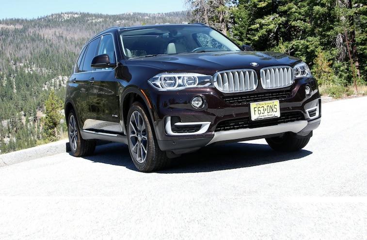2015 BMW X5 Gas vs. Diesel - Luxury People Movers