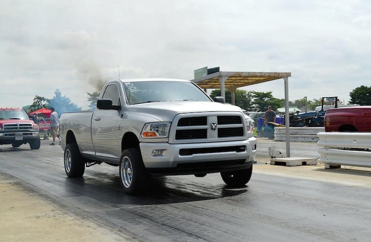 Top Tech Questions: Diesel Transmission Swaps, OBS Fords, Built Ram