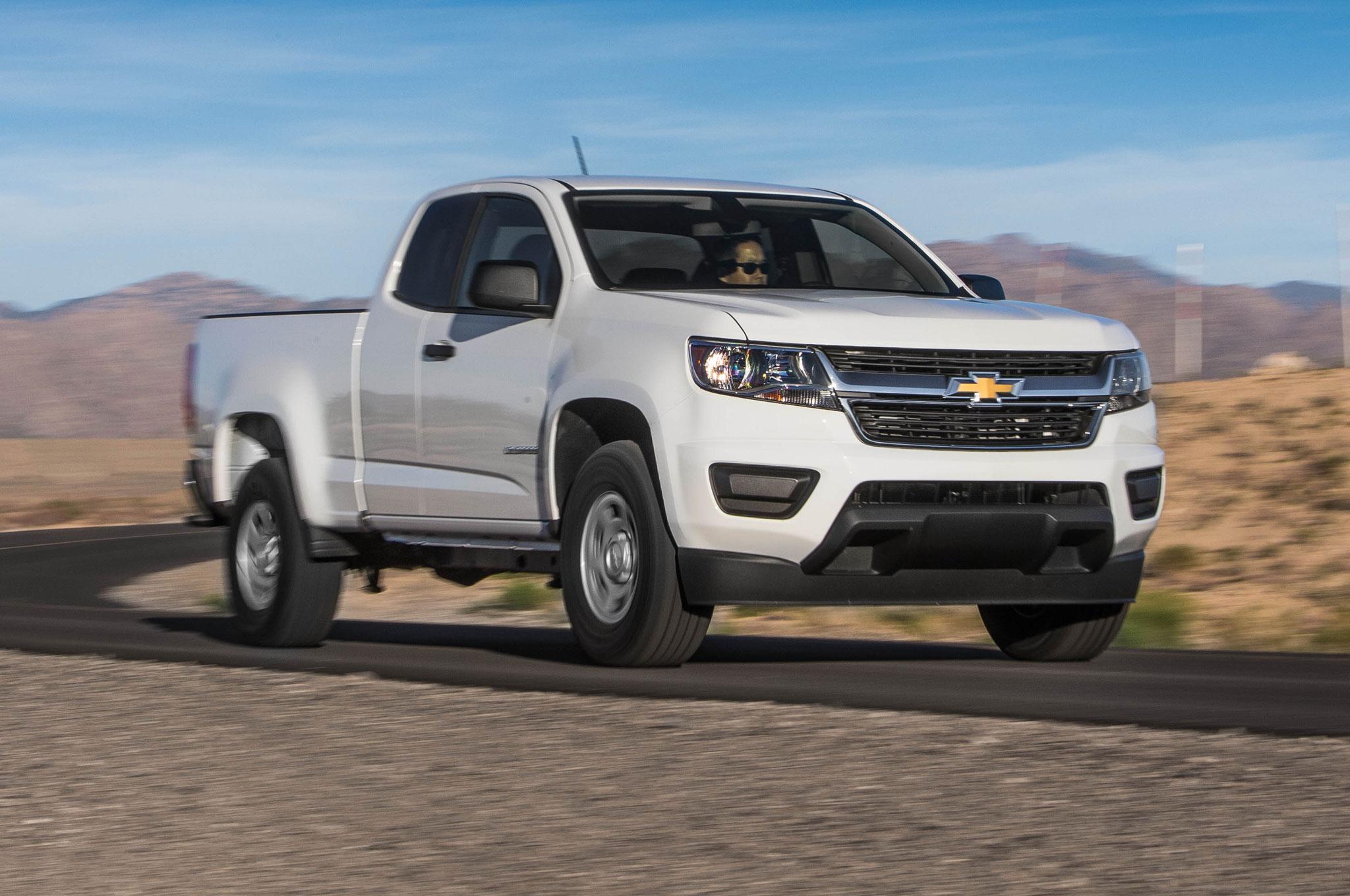 Top 15 Most Fuel Efficient 2016 Trucks