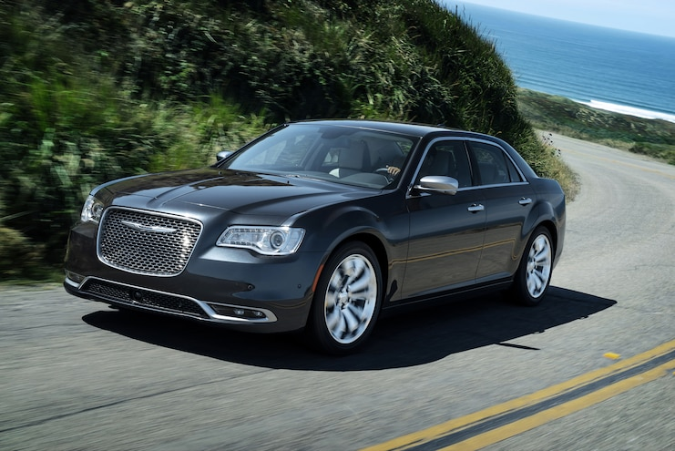2015 Chrysler 300 First Drive