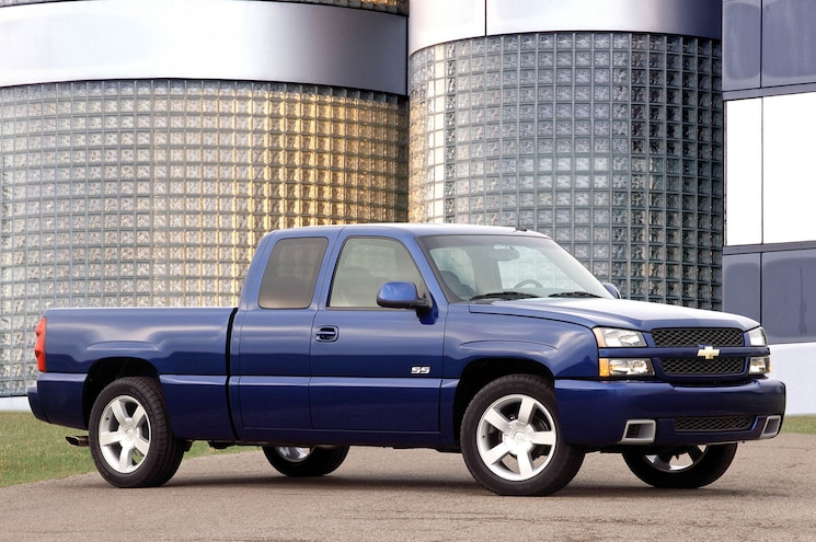 Like A Rock: 2003 Chevrolet Silverado Still Going at 790,000 Miles
