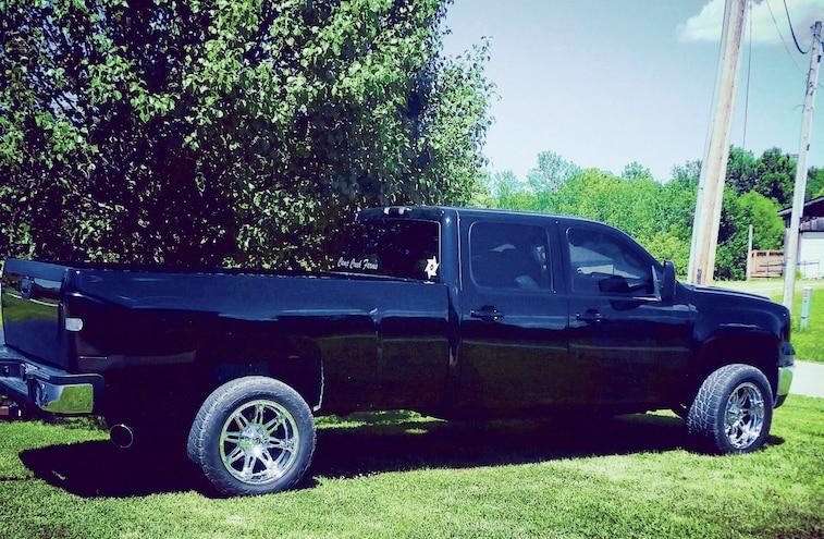 2007 Chevy Silverado 3500hd