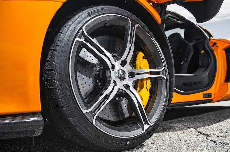 2015 Mclaren 650S Spider Wheels