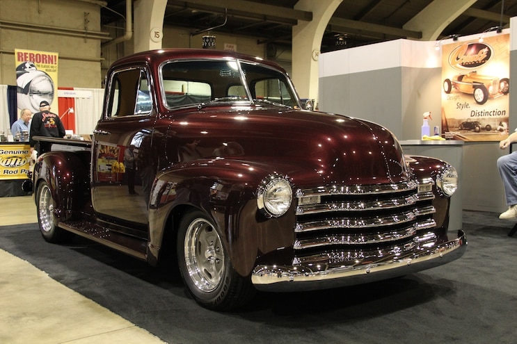 2015 Grand National Roadster Show 036 1947 1955 Chevy 3100