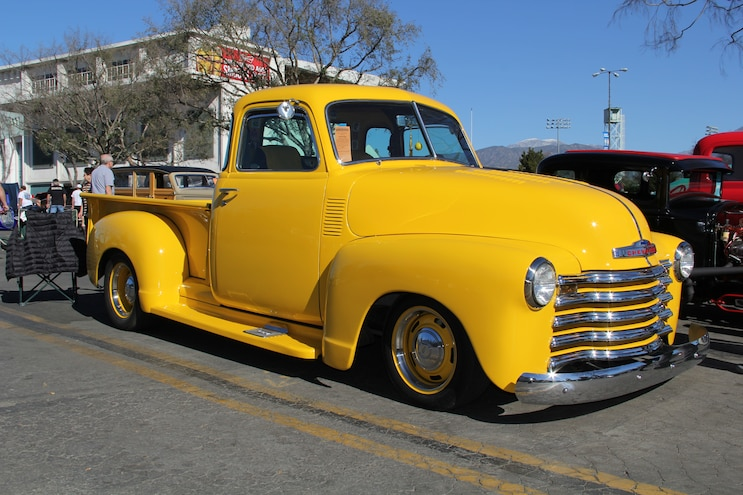 2015 Grand National Roadster Show 083 1947 1955 Chevy 3100