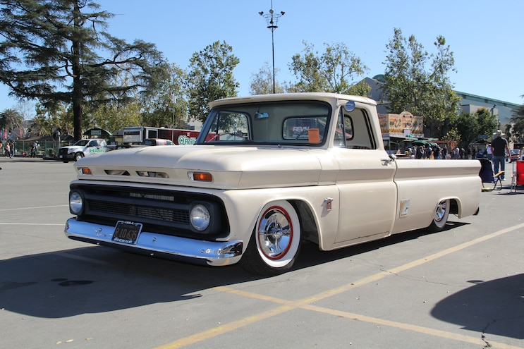 2015 Grand National Roadster Show 085 1960 1966 Chevy C10