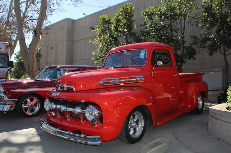 2015 Grand National Roadster Show 105 1948 1952 Ford F 100