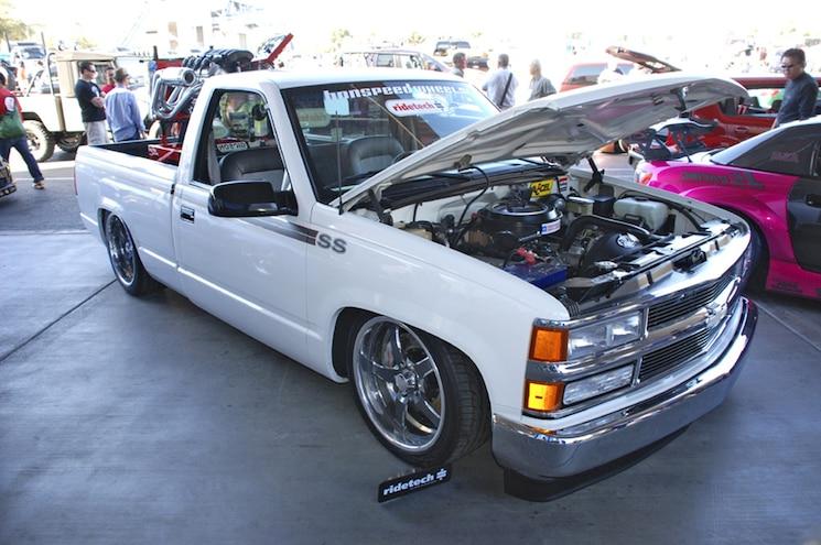 Andre Jones 1995 Chevy 1500
