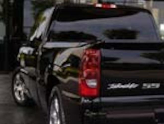 2006 Chevy Silverado Intimidator SS