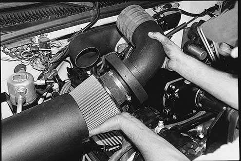 Whipple Supercharger Installation - 1993 Big Block Chevy Engine