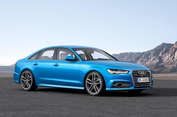 2016 Audi A6 European Spec Side