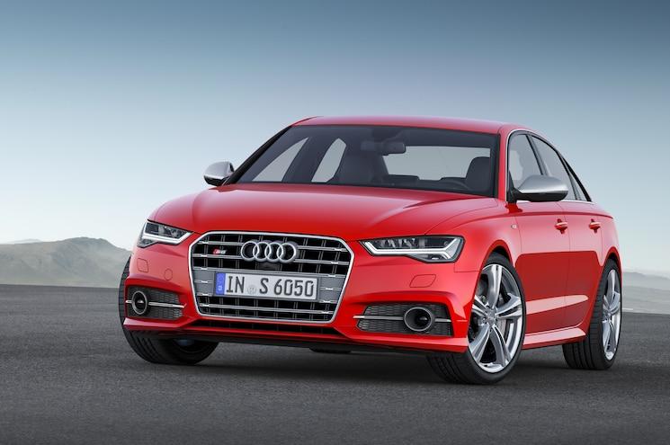 2016 Audi S6 Front End