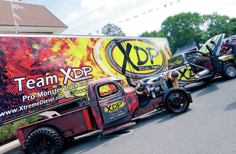 2014 XDP Diesel Power Open House - Full House