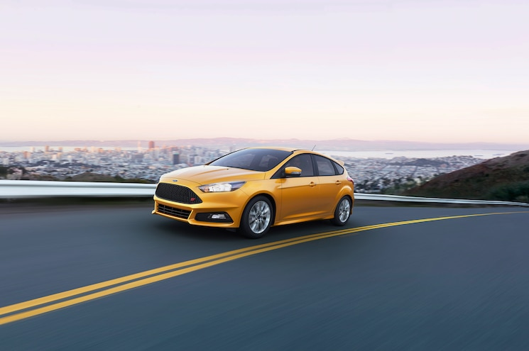 2015 Ford Focus ST First Drive