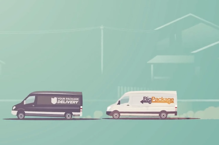 Mercedes-Benz Makes Animated Video Tribute to Vans