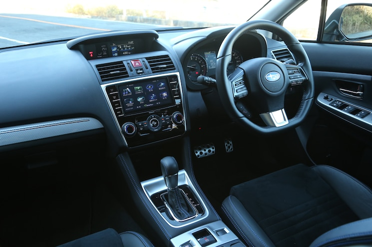 2015 Subaru Levorg Interior View 02