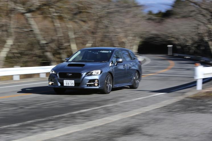 2015 Subaru Levorg First Drive