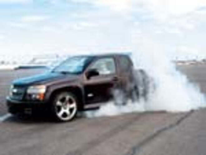 Chevrolet Colorado - Long Live the SS