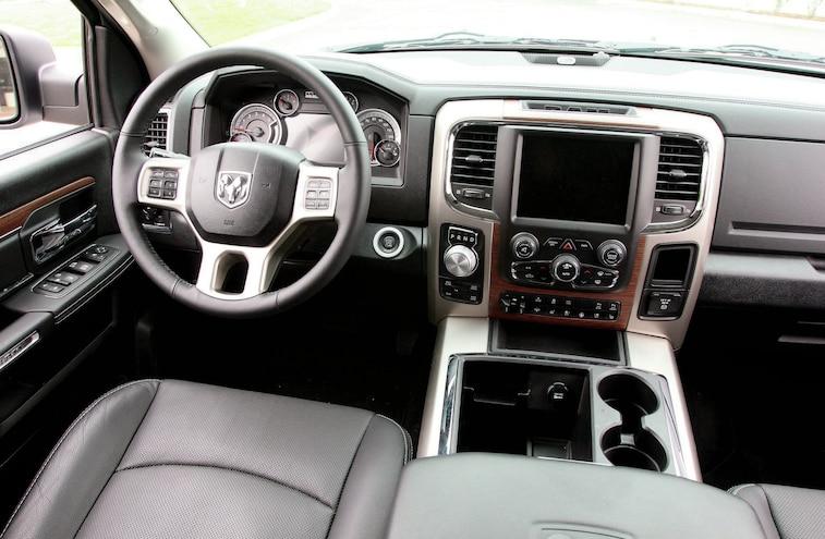 2014 Dodge Ram 1500 Interior
