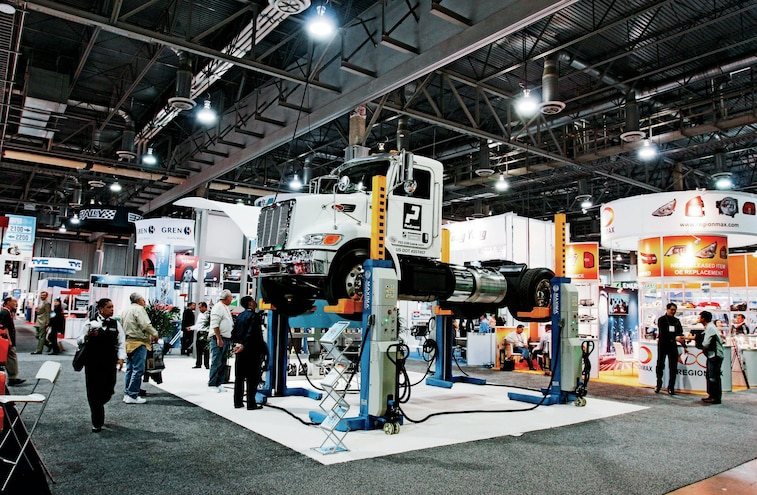 Exploring the 2014 Automotive Aftermarket Industry Week