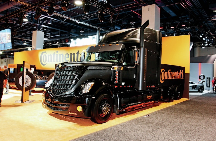 Continental Truck