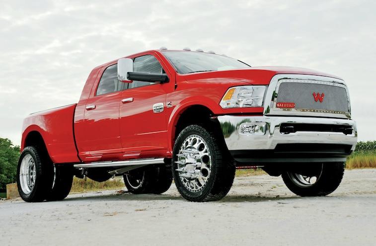 2012 Ram 3500 - Big Red