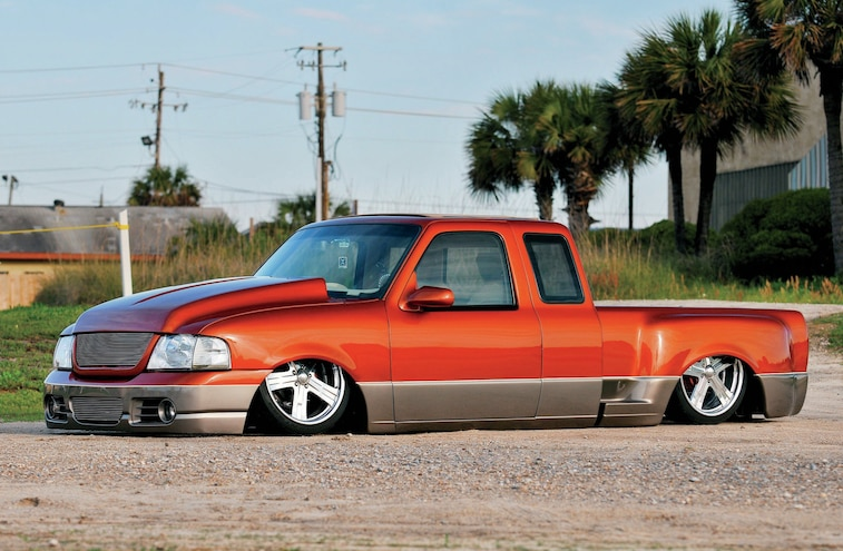 A Stalled 1995 Ford Ranger Project That was Brought Back to Life