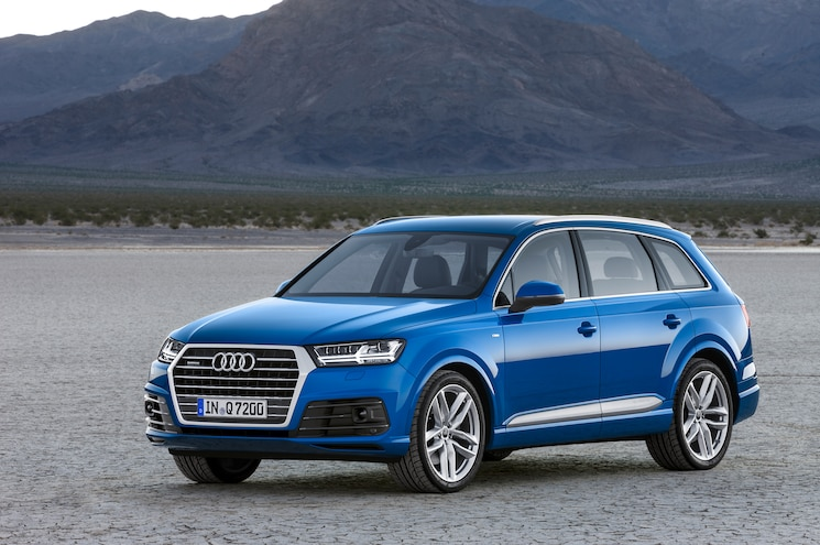Report: Audi Q7 e-tron Hybrid To Be Diesel for Europe, Gas for U.S., China