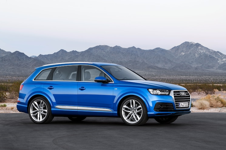 2016 Audi Q7 is One of the SUV World's Biggest Losers