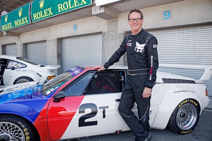 BMW M1 Group 4 ProCar Randy Pobst