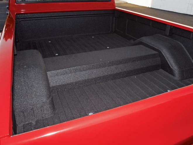 1986 Chevrolet Crew Cab Dualie bed