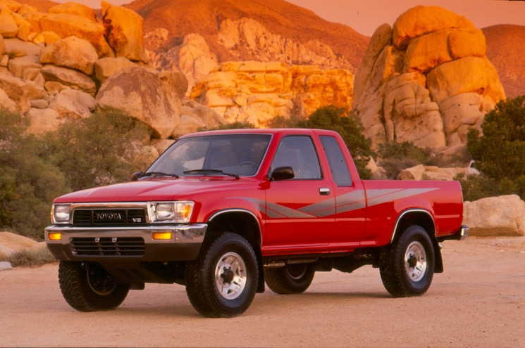 The Next Big Thing in Collector Vehicles – Toyota Trucks?
