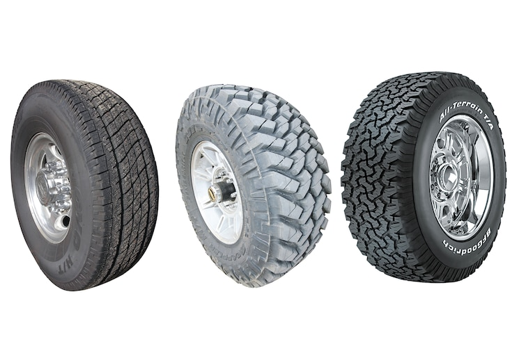 Ratings, Sizing, Construction and Maintenance - Tire Basics