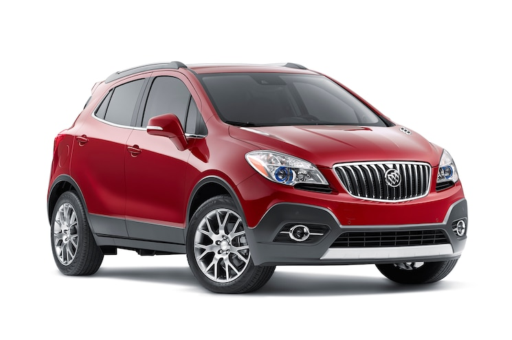 Buick Encore Sport Touring Gets Power Boost Courtesy of New Engine