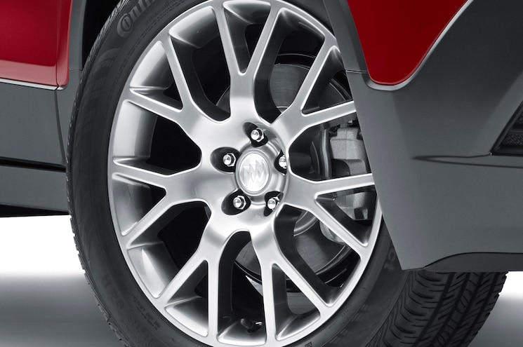 2016 Buick Encore Sport Touring Wheel