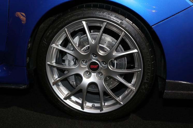 Subaru Levorg S Concept Wheels