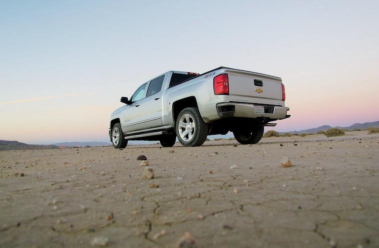 2014 Chevrolet Silverado 1500 LTZ Z71 Crew Cab - Long-Term Report part 2 Of 4