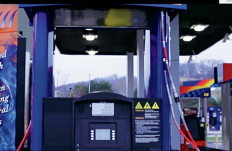 Ong Fueling Dispensers