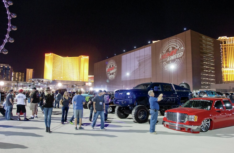 2014 SEMA Ignited - After-Party