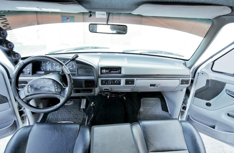 1995 Ford F 350 Interior